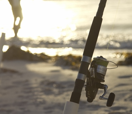 Fishing gear hire